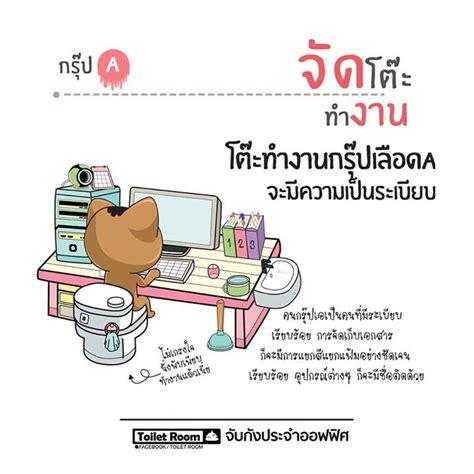 กรุ๊ปเลือด กับ การจัดโต๊ะทำงาน - Kikucase