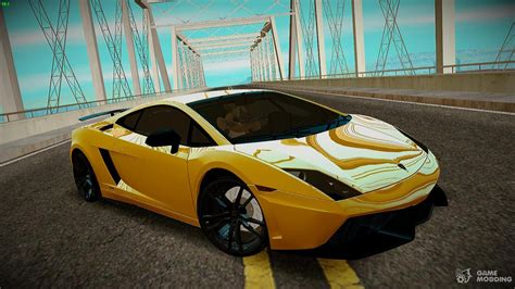 Lamborghini Gallardo Lp570 Superleggera For Gta San Andreas