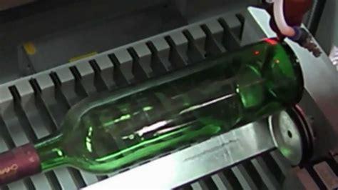 laser rotary engraving  glass bottle china laser machine youtube