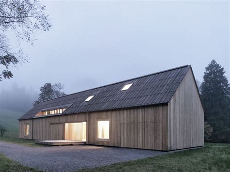 Gallery Of Haus Am Moor Bernardo Bader Architects 3