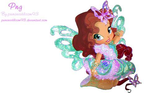 Winx Club Aisha Baby 7 Season By Princessbloom93 On Deviantart