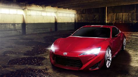 fantastic hd scion frs car wallpapers