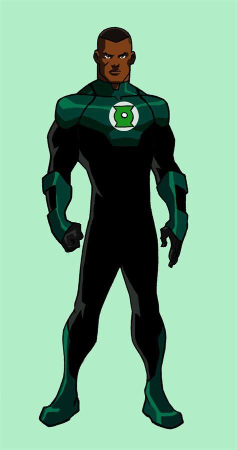 green lantern stewart green lantern stewart by chubeto on deviantart