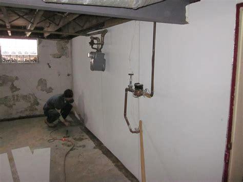 Cincinnati Oh 45212 Wall Cracks Leaking Basement