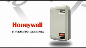Honeywell Electrode Humidifier Install