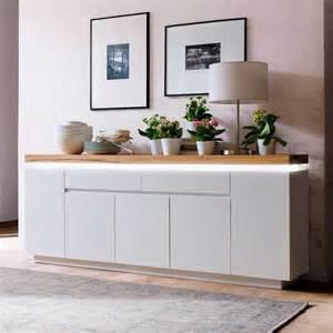 lowboards design wohnzimmer sideboard mit led beleuchtung wohnen de