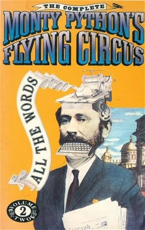 complete monty pythons flying circus   words