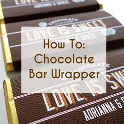 customized engagement ring how to free downloadable customized chocolate bar wrappers from a printable press