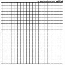 Graphing Stickers, 20x20 Grid