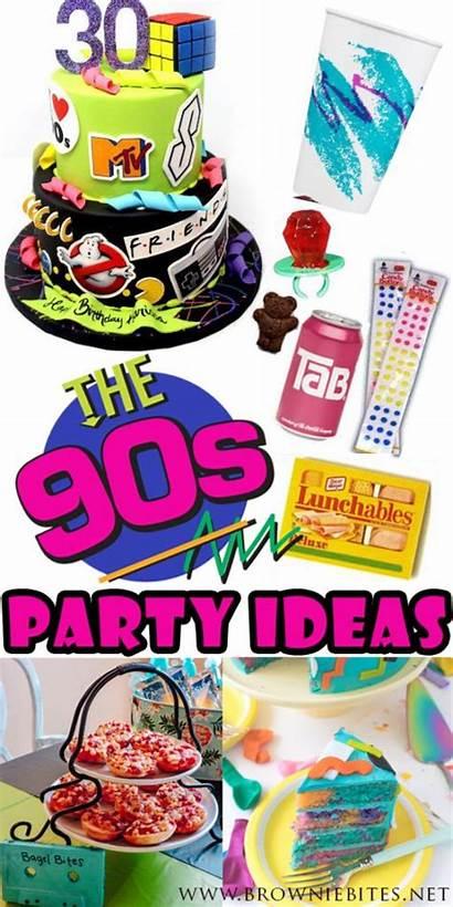 90s Party Themed Theme Nostalgic Throw Birthday
