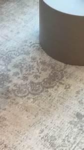 Teppich Grau Silber : vintage teppich beige sand grau silber ~ Markanthonyermac.com Haus und Dekorationen
