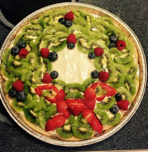 holiday fruit pizza 22 best the big images on football football season and football tailgate