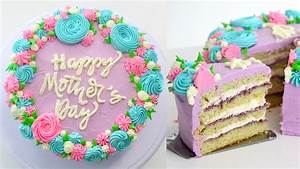 pankobunny: How to make a Mother's Day Cake + Cake Message ...