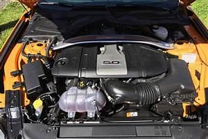 Exclusive! A Peek Inside The 2018 Mustang's Gen 3 Coyote Engine