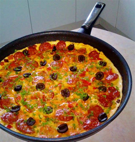 omelette  lespagnole de christophe les meilleures