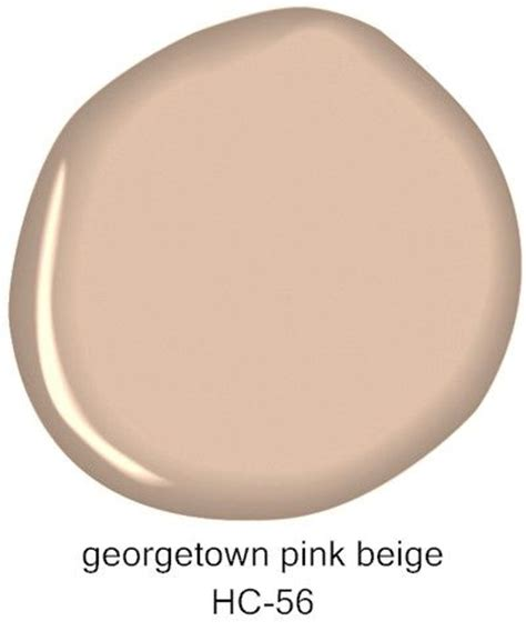 color overview pink beige