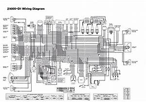 Z1r D1 Wiring Diagram - Kzrider Forum