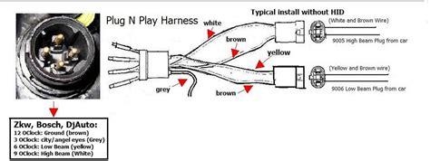 bmw e36 3 series headlight conversion parts diy