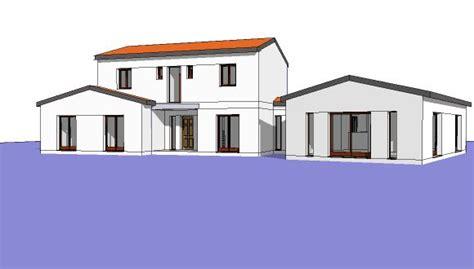 plan villa moderne 200m2 plan de maison proven 231 ale type 5 177 200 m 178 d architecte 121 villa contemporain