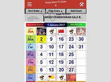 Malaysia Calendar Lunar 2017 Android Apps on Google Play