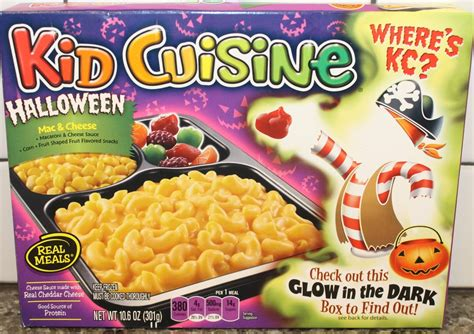 cuisine spaghetti kid cuisine mac cheese meal review