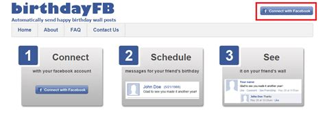 mengucapkan selamat ulang   teman facebook secara otomatis jordancom