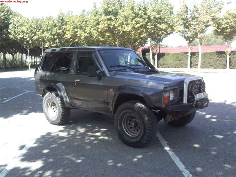 nissan patrol 1990 1990 nissan patrol gr i y60 pictures information and
