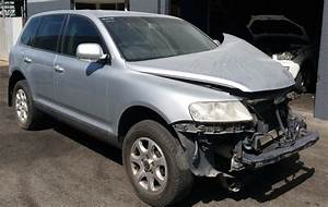 Vw Touareg Parts Wrecking