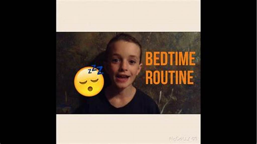 #My #Bedtime #Routine