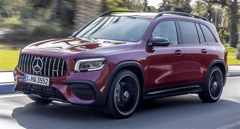 Amg completely reworked the glb 35's suspension. Mercedes-AMG GLB 35 Now Available To Order, Priced From 54,600 Euros In Germany   Carscoops
