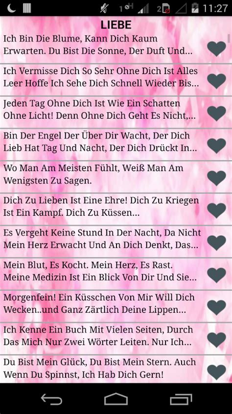 liebesspr 252 che spr 252 che liebe android apps on play
