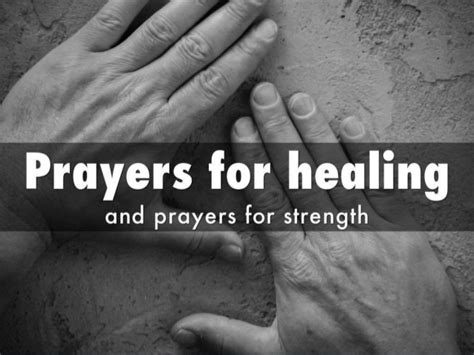 The lord is my strength and my shield; Bible Verses on Prayer: Prayers For Healing and Prayers ...