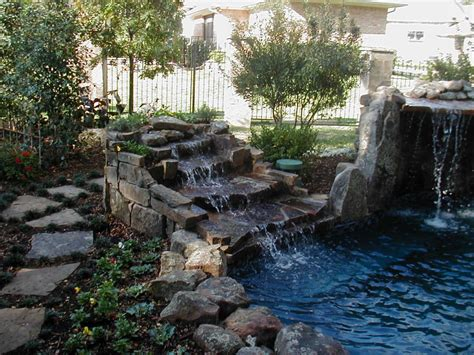 pond waterfall design what should we use filters for pond waterfall interior design ideas