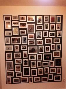 Viele Bilder Aufhängen : viele fotos in langem flur aufh ngen ideen forum ~ Lizthompson.info Haus und Dekorationen