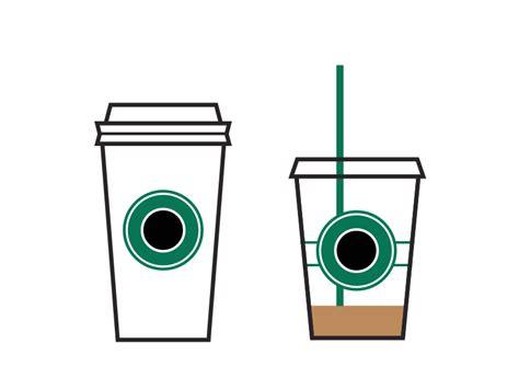 Starbucks Coffee Cartoon