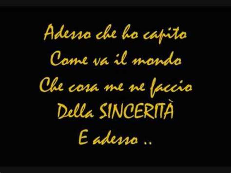 Canzoni Famose Di Vasco by Frasi Pi 249 Di Vasco Frasi