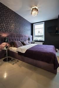 Tapeten In Brauntönen : schlafzimmer tapeten ideen wie wandtapeten den schlafzimmer look beeinflussen ~ Sanjose-hotels-ca.com Haus und Dekorationen