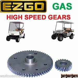 Ezgo Gas Golf Cart 1998 U0026 39