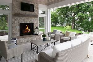 Stone, Fireplace, Ideas, How, To, Decorate, A, Stone, Fireplace