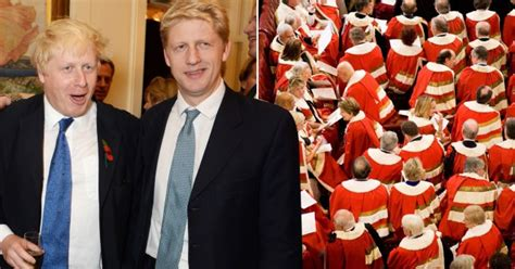 Boris Johnson hands his brother a seat in the House of ...