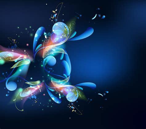 wallpaper hp warna biru stok wallpaper