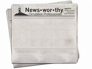 Best Photos of Blank Paper Article - Blank Newspaper ...
