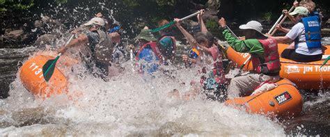White Water Rafting Poconos Pa