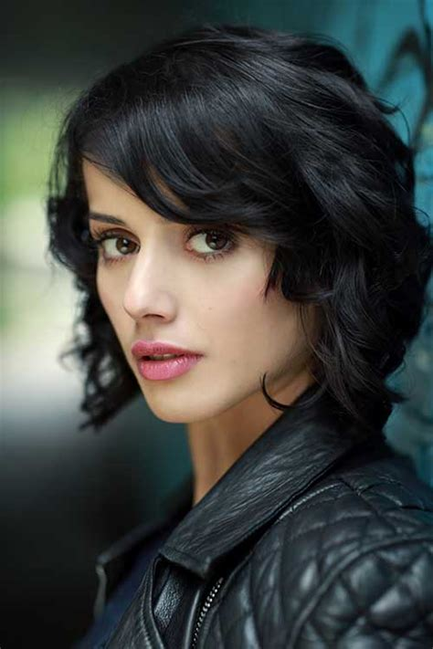 short haircuts for brunettes the best short hairstyles