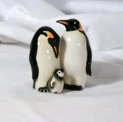 Penguins with Baby