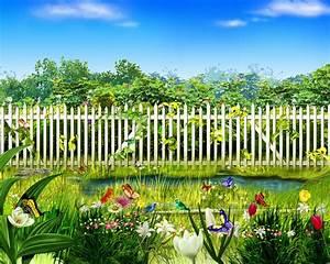 Desktop Spring Gardens
