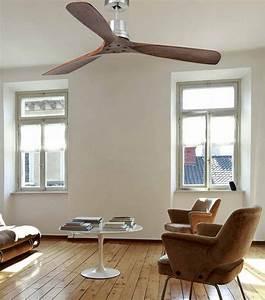 Ventilateur Plafond Pas Cher : les meilleurs ventilateurs de plafond pales en bois ~ Dailycaller-alerts.com Idées de Décoration
