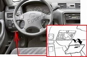 Fuse Box Diagram  U0026gt  Honda Cr