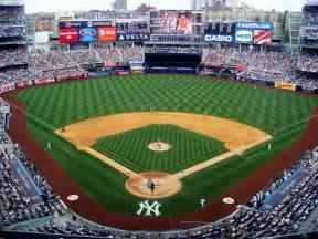 bank audi york mlb scoreboard size comparison baseball