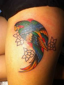 Top Thigh Tattoos Designs - Project 4 Gallery
